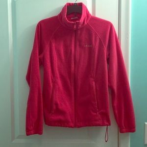 Hot Pink Columbia Jacket
